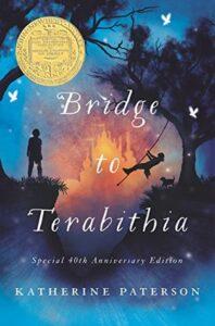 國小英文故事書推薦 - Bridge to Terabithia 通往泰瑞比西亞的橋